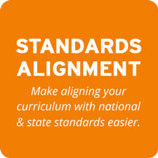 Standards Alignment - Make aligning your curriculum with nation and state standards easier