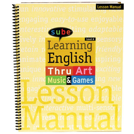 English Curriculum Beginner Lesson Manual Teacher for Elementary Grade Levels