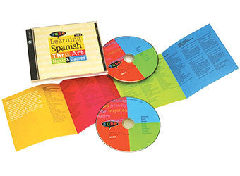SSL Curriculum Beginner Music Video DVD CD for Elementary Grade Levels