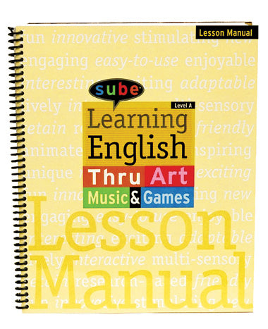 English beginner teacher's lesson manual