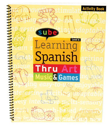 SSL ESL elementary curriculum student activity book
