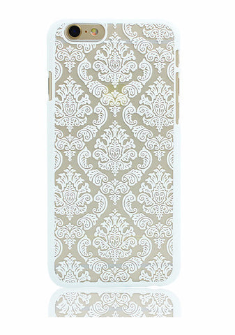 Damask Phone Case