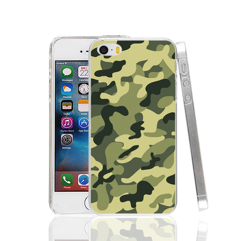 Camo Army Green Cover Cell Phone Case
