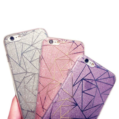 Glitter Case For iPhone 7 & 7 Plus