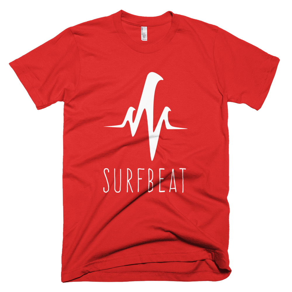 Surfbeat - Big Wave - Short Sleeve Tee Unisex