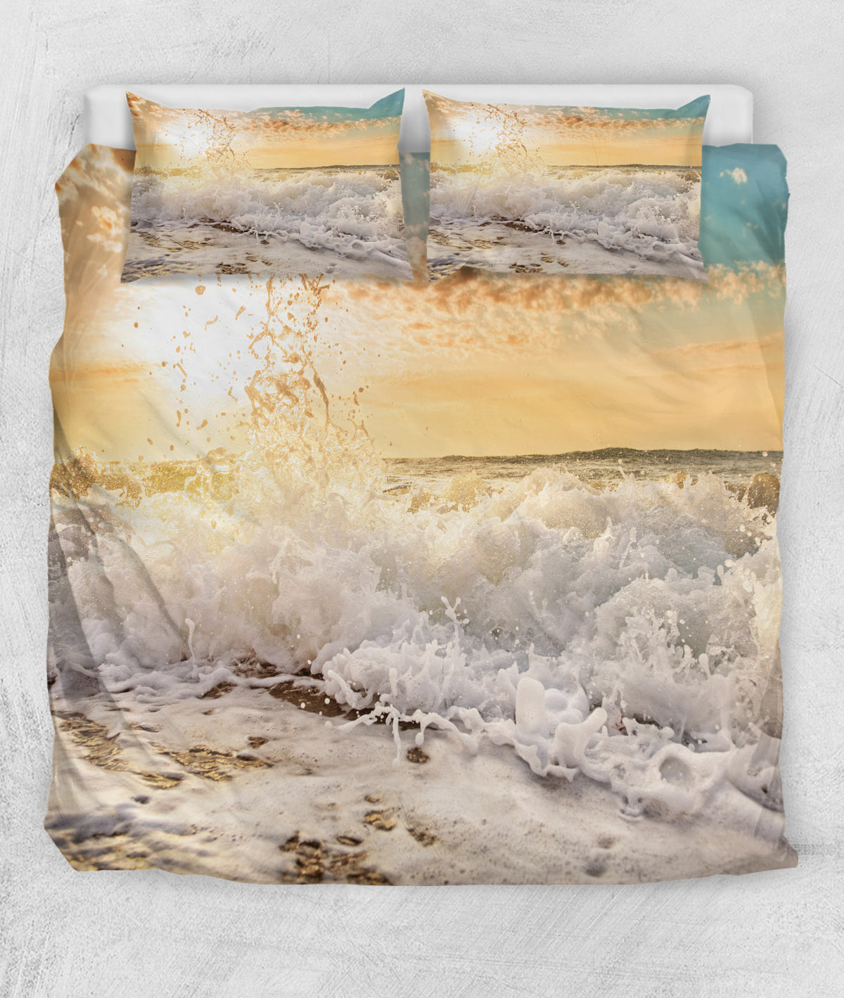 Wave Explosion Bedding