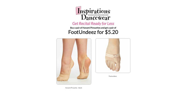 Inspirations Dancewear | Coupons & Promo Codes