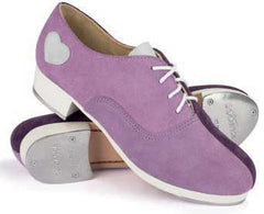 Suede in Lilac/Purple with White tongue