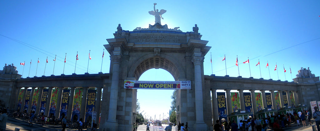 Canadian National Exhibition Princess Gate Entrance
