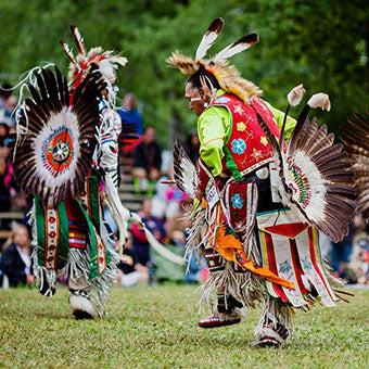 Aboriginal Dance in Canada