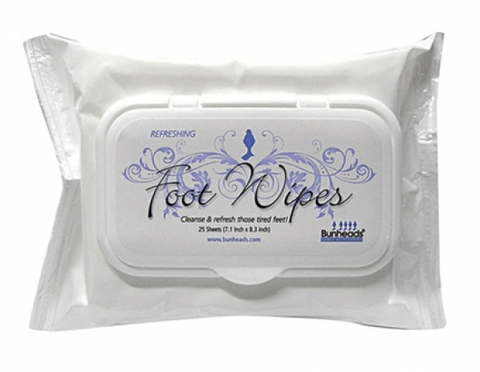 foot wipes