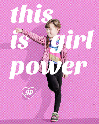 Girl Power Sport