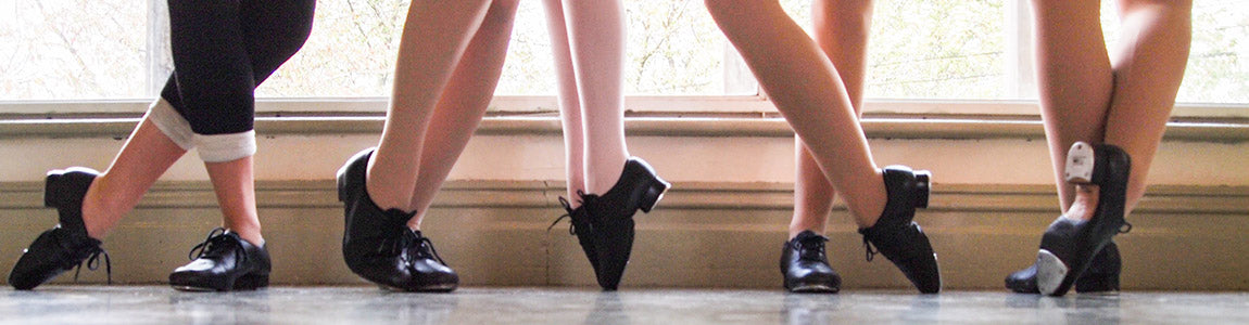Dancers in Tap Shoes
