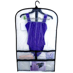 Inspirations Clear Garment Bag
