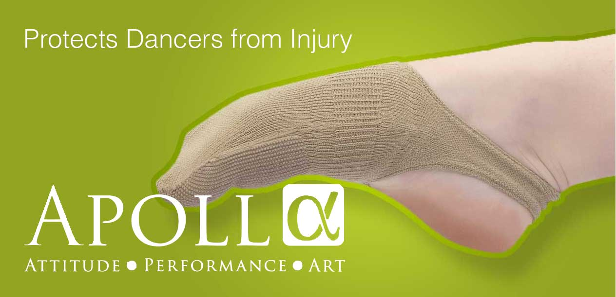 Apolla Shocks - Protects Dancers from Injury