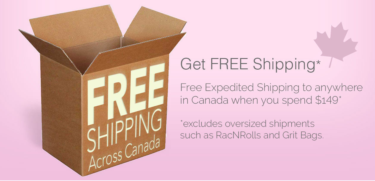 Canada-Wide Free Shipping on Dancewear