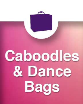 Caboodles and Dance Bags