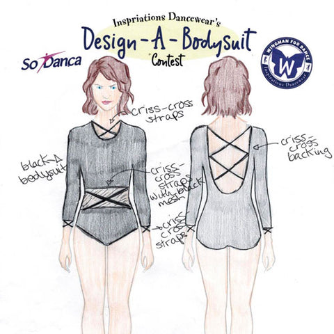 Design-A-Bodysuit Award Winner