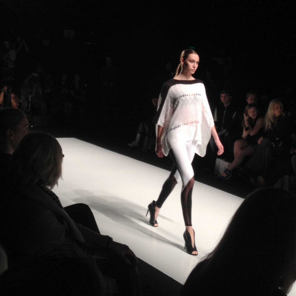 Canadian-Made Mondor Tights at Toronto Fashion Week - Image 6