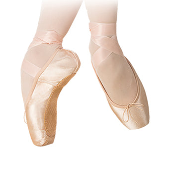 Vegan Pointe Shoes