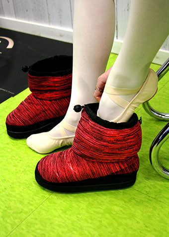 What Are Warm-Up Booties Used For