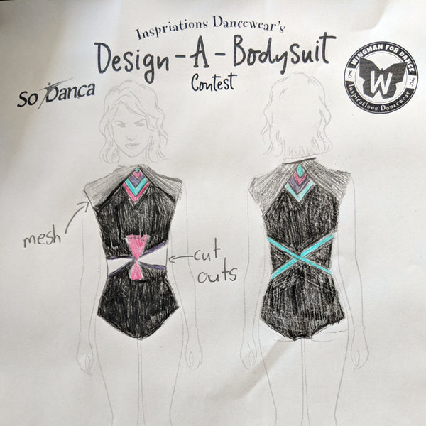 Design-A-Bodysuit Contest Winner