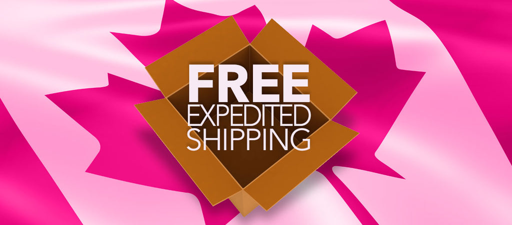 Free shipping on dancewear in canada