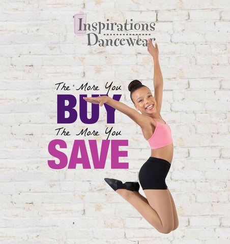 back-to-dance savings