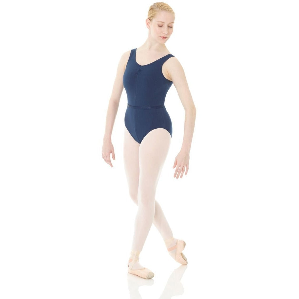 Pinch Front Tank Leotard - Child