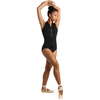 Scuba Style Strappy Back Leotard - Adult