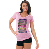 Pop Art Pointe Racerback Tank - Adult - Inspirations Dancewear