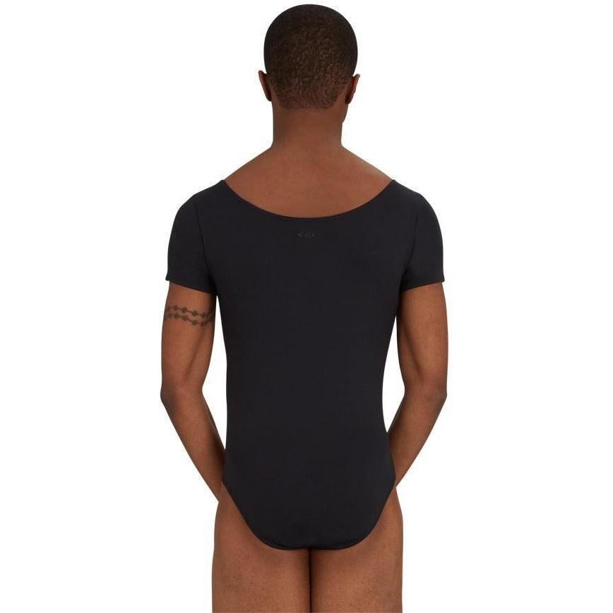 Tactel Short Sleeve Leotard - Men's