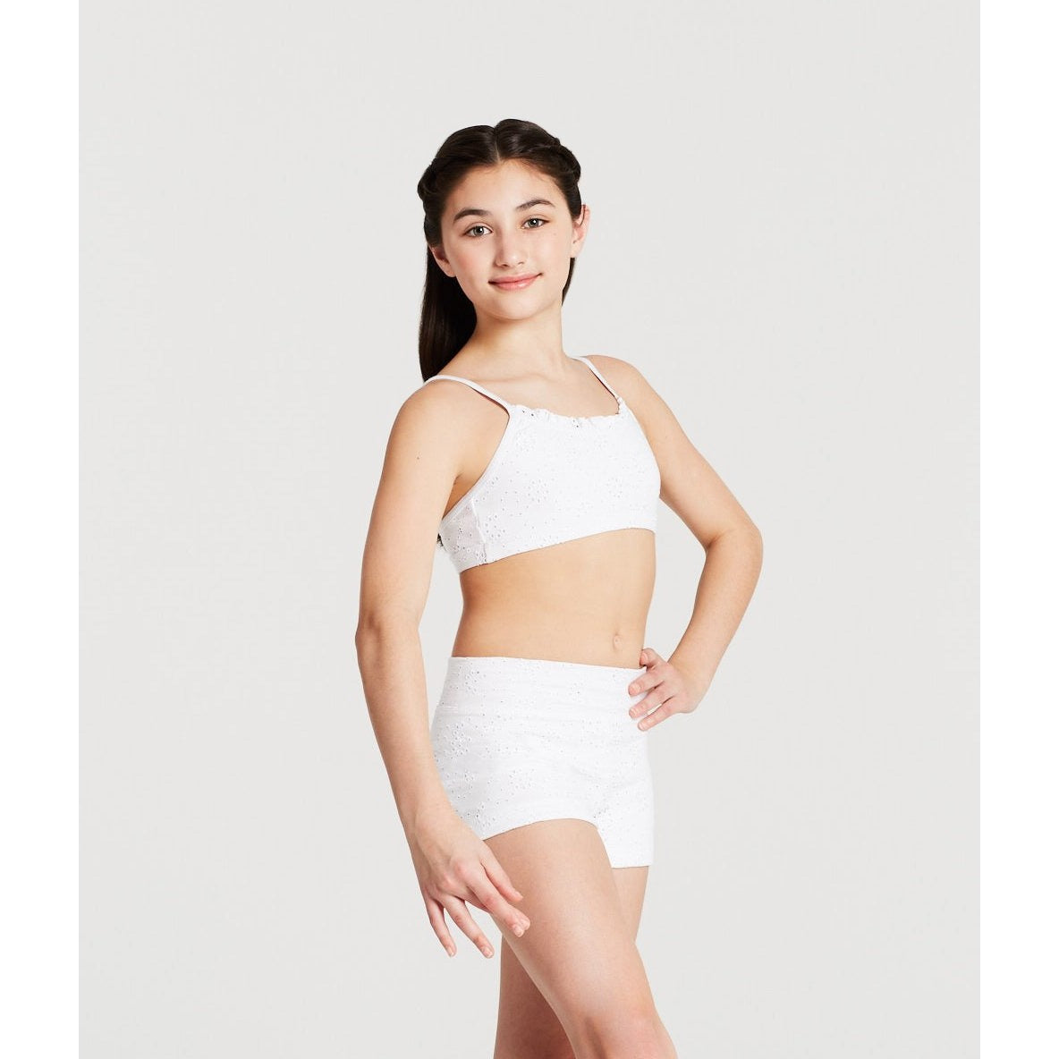 Eyelet Boyshorts - Child