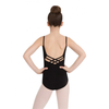 V-Neck Cami Leotard - Child - Inspirations Dancewear - 1