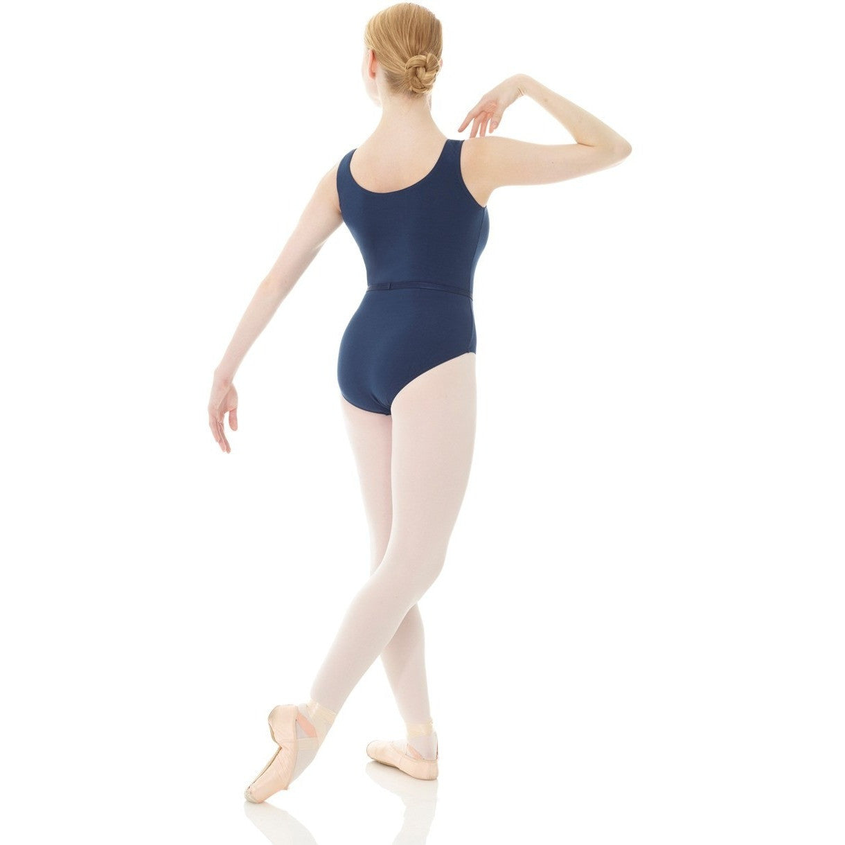 Pinch Front Tank Leotard - Adult
