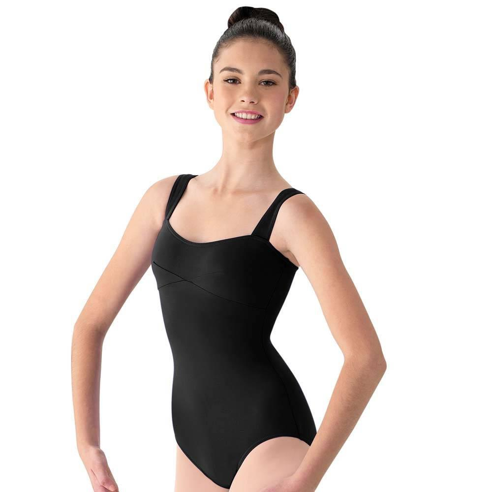 Wide Strap Cami Leotard - Adult