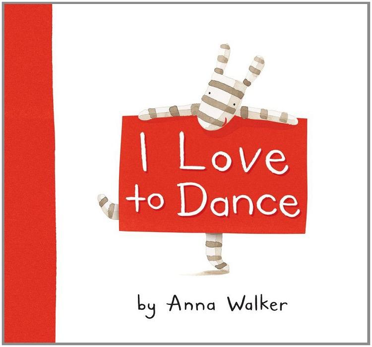 I Love To Dance Book