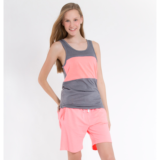 Super Terry Lounger Shorts - Inspirations Dancewear - 1