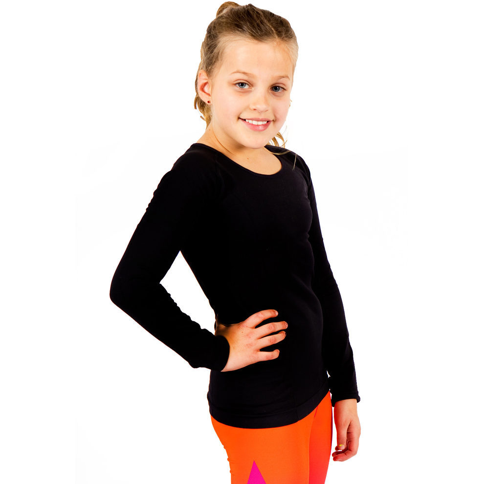 Long Sleeve Top - Child - Inspirations Dancewear