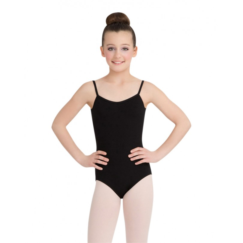 V-Neck Cami Leotard - Child - Inspirations Dancewear - 2