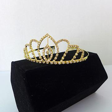 Large Gold Tiara