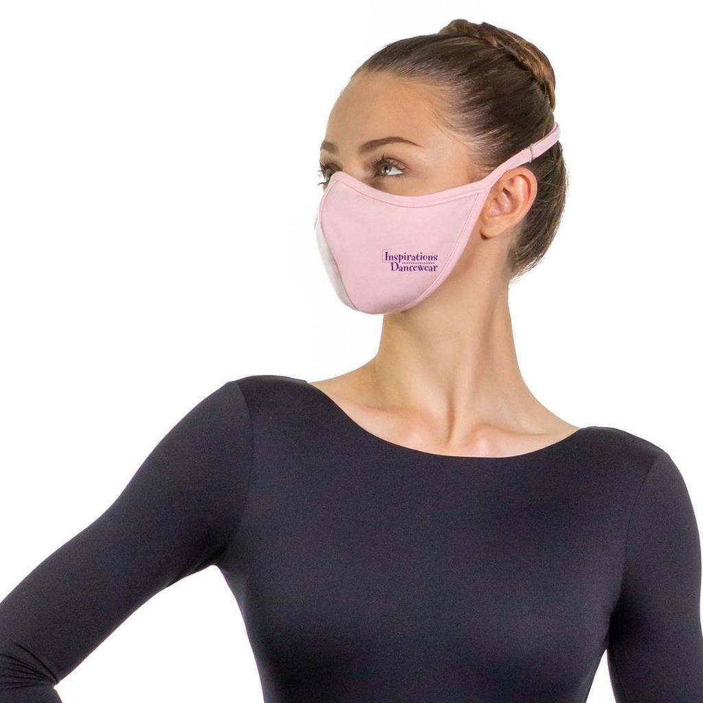 Adjustable Inspirations Face Cover