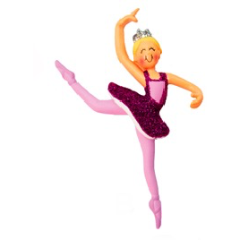 Sugarplum Fairy Ornament