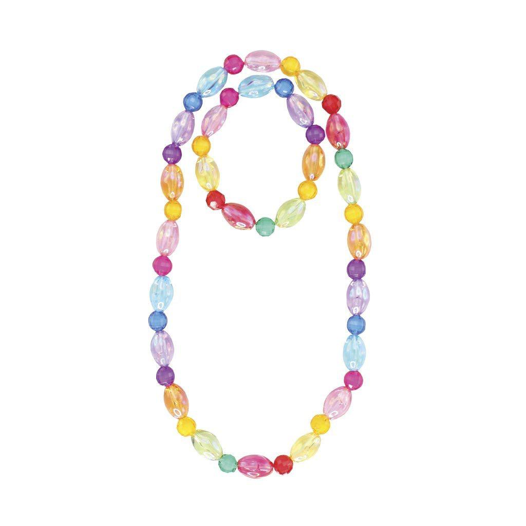 Colour Me Rainbow Necklace Set
