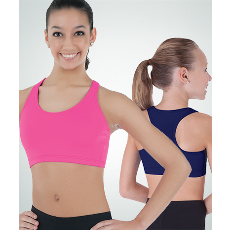 ProWear Racerback Bra - Child - Inspirations Dancewear - 1