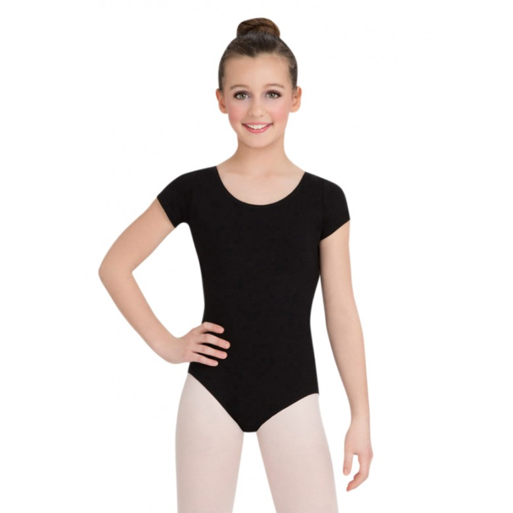 5ac81607dd37 Cap Sleeve Leotard - Child