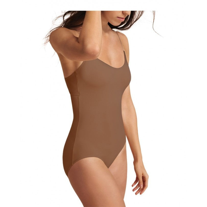 Nude Leotard with Bra-Tek - Inspirations Dancewear - 3