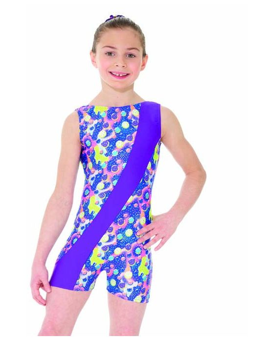 Printed Unitard - Child