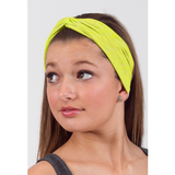 Heather Lime Headband - Inspirations Dancewear