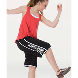 Loose Short with Trim - Youth - Inspirations Dancewear